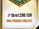 DNA Production Site