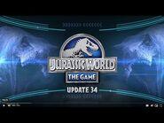 Jurassic World™- The Game - Update 34 (MODs)