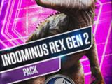 Indominus rex Gen 2 Pack (Indoraptor)