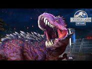 Jurassic World™- The Game - Playable Boss