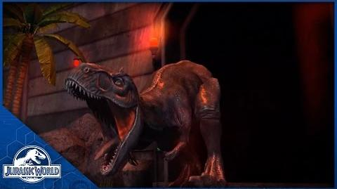 Jurassic World™ The Game - Launch Trailer