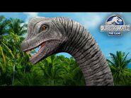 Jurassic World™- The Game - Brachiosaurus has Arrived!