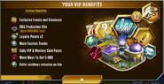 VIP Benefits