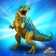 Megalosaurus Teaser