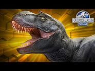 Jurassic World- The Game - Albertosaurus