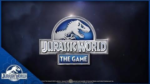 Jurassic World™ The Game - Hybrid Trailer