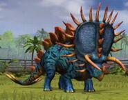 Level 40 Stegoceratops