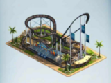 Extinction Roller Coaster
