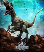 Offical Velociraptor Gen2 Art
