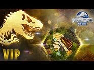 Jurassic World™- The Game - VIP Changes