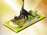 Brachiosaurus Sculpture