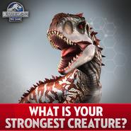 Indominus rex Community