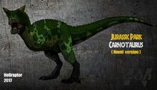 Jp the lost world novel carnotaurus new art by hellraptor-d9uh3zx.jpg
