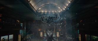 Combat Blue vs Indoraptor 5