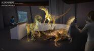 Jurassic World Conceptual art Cineptimoarte (11)