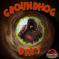 Jurassic Park Builder Groundhog Day