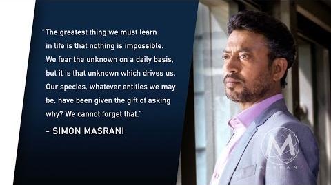 Masrani Global - Meet Simon Masrani (HD)