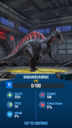 Ouranosaurus JWA
