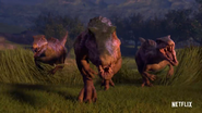 Camp Cretaceous trailer 2 Baryonyx pack