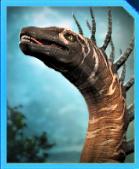 Bajadasaurus Icon JWA