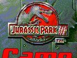 Jurassic Park III ExEn Game