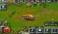 Ankylosaurus JPbuilder