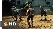 Jurassic World (2015) - Stand Down Scene (1 10) Movieclips