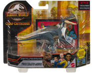 Jurassic world camp cretaceous proceratosaurus