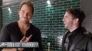 Chris Pratt's Jurassic Journals James Cox (HD)