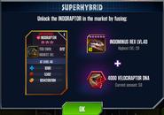 JW TG Superhybrid