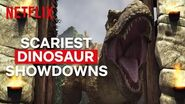 Scariest Showdowns in Jurassic World Camp Cretaceous Netflix Futures
