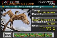 115 - archaeopteryx