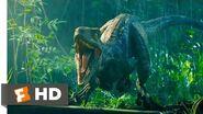 Jurassic World Fallen Kingdom (2018) - Reunited with Blue Scene (2 10) Movieclips
