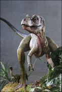 Jurassic world 2 theory 1 infant t rex return by strikerprime-d952uxd