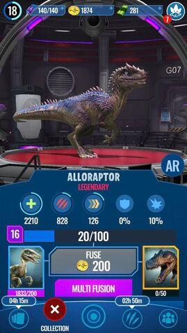 Alloraptor