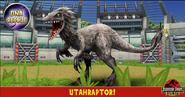 DNA Rescue Utahraptor