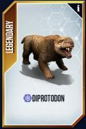 Diprotodon New Card