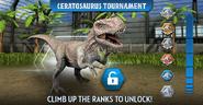 Ceratosaurus Tournament FB News