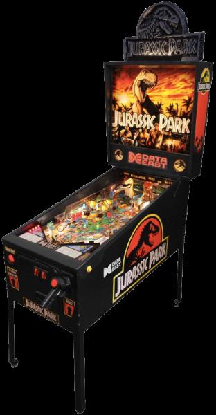 Jurassic Park (pinball)