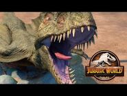 CAMP CRETACEOUS SEASON 3 FOOTAGE! Dimorphodon Attack! - HD Quality - Camp Cretaceous Season 3 Clip