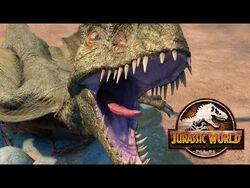 CAMP CRETACEOUS SEASON 3 FOOTAGE! Dimorphodon Attack! - HD Quality - Camp Cretaceous Season 3 Clip