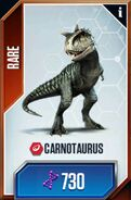 Carno old card
