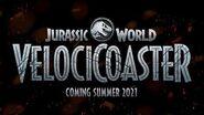 Jurassic World VelociCoaster, Coming Summer 2021 to Universal Orlando Resort