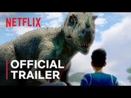 Jurassic World- Camp Cretaceous Season 2 - Official Trailer - Netflix