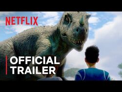 Jurassic World- Camp Cretaceous Season 2 - Official Trailer - Netflix