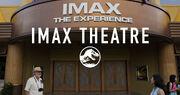 Jurassic World imax theatre