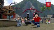 ゲーム『LEGO®ジュラシックワールド』好評発売中