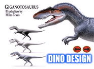 Gigantosaurus in the Raptors gallery for TLW-JP for PS1