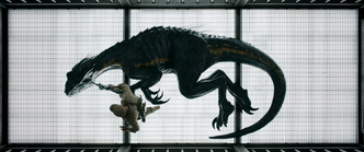 Face à face Indoraptor et Wheatley 4