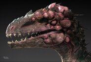 Sickly-Indoraptor-2-Close
